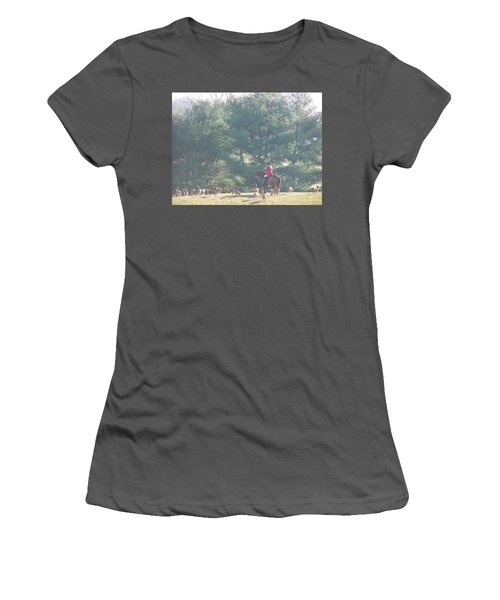 The Hunt Women's T-Shirt (Athletic Fit)