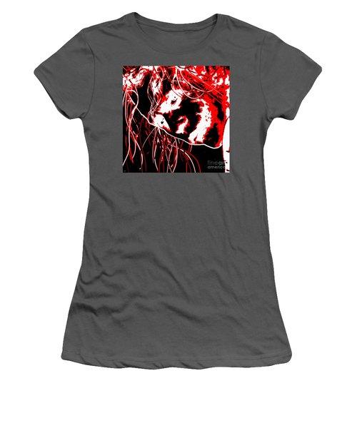 The Joker Women's T-Shirt (Junior Cut) by Daniel Janda