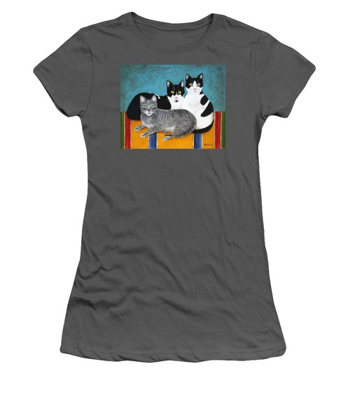 The Kids Women's T-Shirt (Athletic Fit)