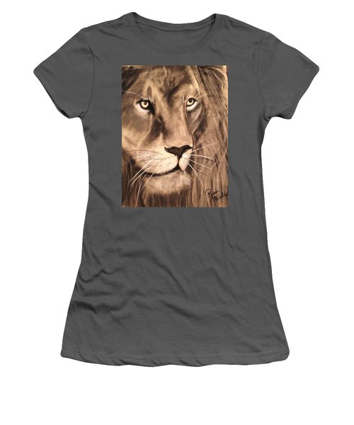The King Women's T-Shirt (Athletic Fit)