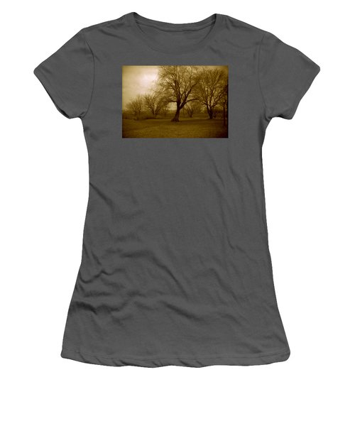 The Midnight Sky Women's T-Shirt (Athletic Fit)