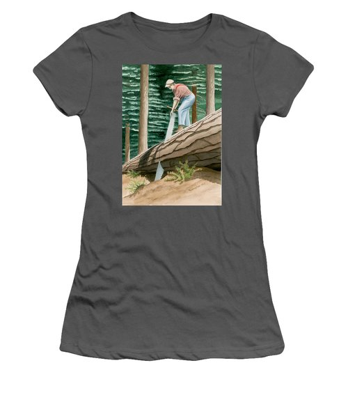 The Misery Whip Women's T-Shirt (Athletic Fit)