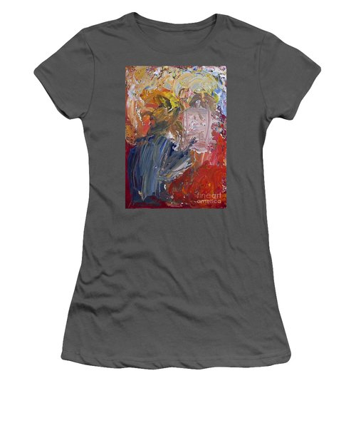 The Painter Women's T-Shirt (Athletic Fit)