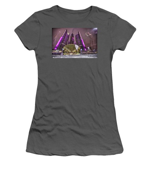 Women's T-Shirt (Junior Cut) featuring the photograph The Persistence Of Time by Nicholas  Grunas