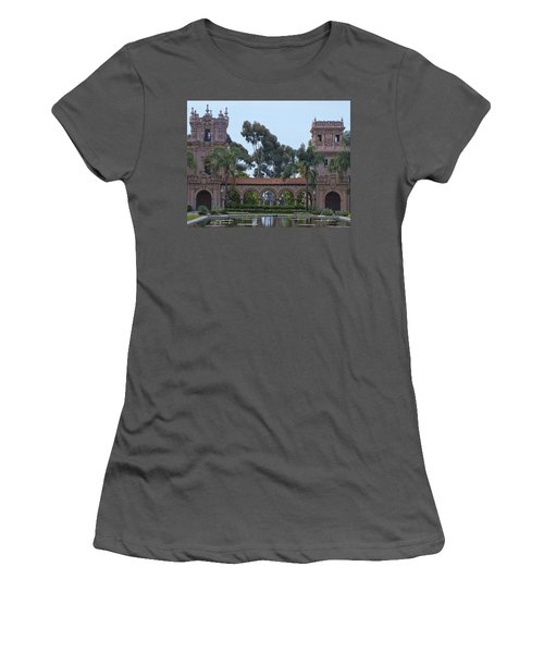 The Reflection Pool Women's T-Shirt (Athletic Fit)