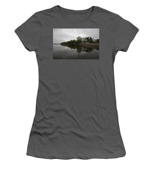The River Women's T-Shirt (Athletic Fit)