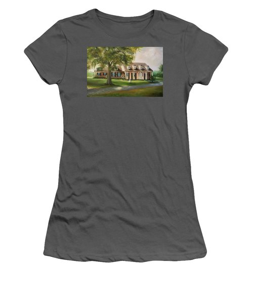 The Sunrise House Women's T-Shirt (Athletic Fit)