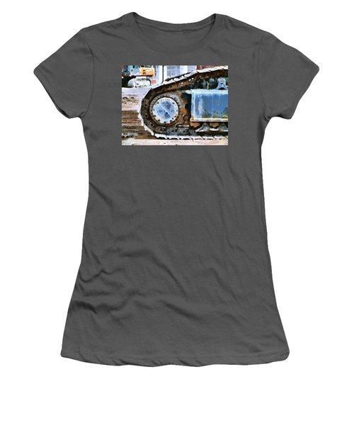 The Tears Of My Tracks Women's T-Shirt (Athletic Fit)