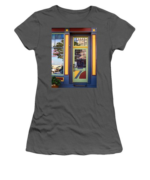 The Victorian Diner Women's T-Shirt (Athletic Fit)