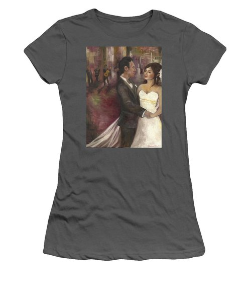 The Wedding Women's T-Shirt (Athletic Fit)