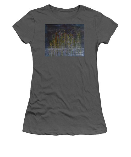 The Witch Forest Women's T-Shirt (Athletic Fit)