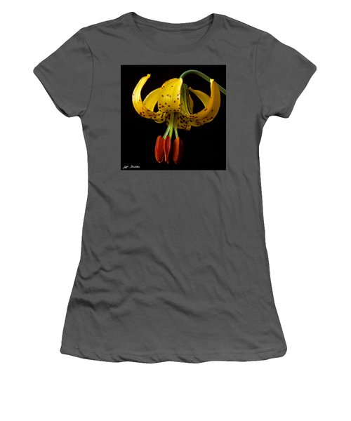 Tiger Lily Women's T-Shirt (Athletic Fit)