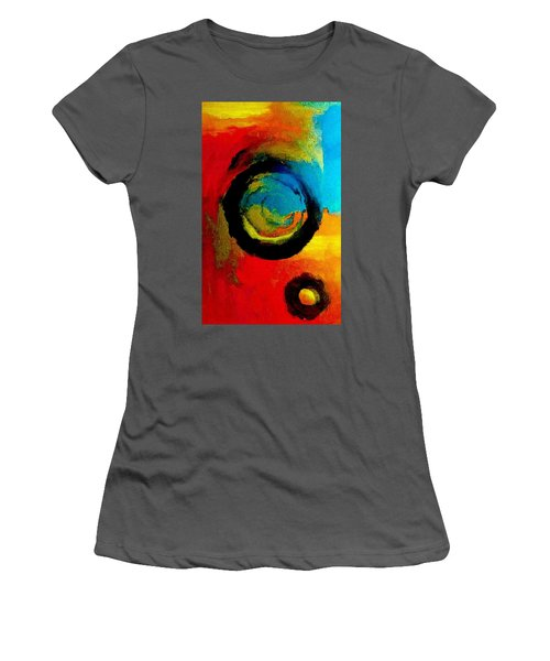 Touring A Parallel Universe Women's T-Shirt (Athletic Fit)