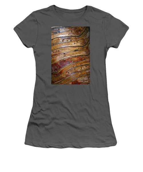 Tree Patterns Women's T-Shirt (Athletic Fit)