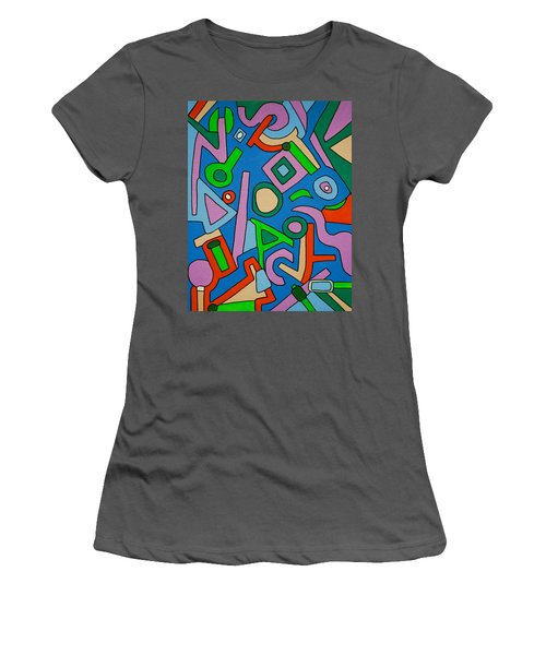 Tuesday At Nine Women's T-Shirt (Athletic Fit)