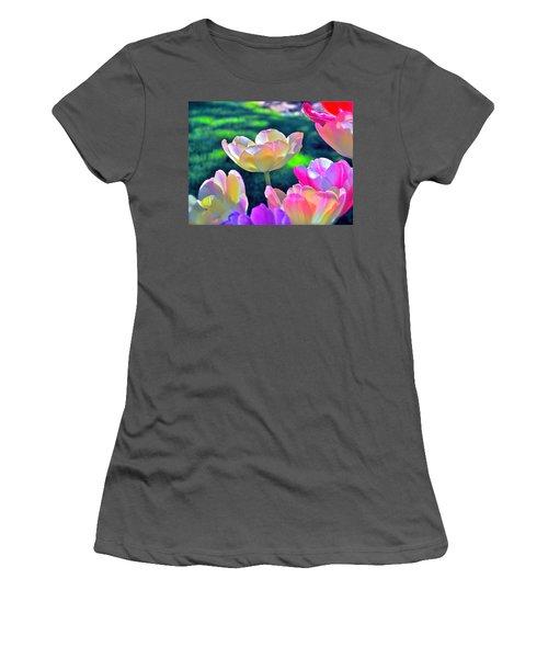 Tulip 21 Women's T-Shirt (Athletic Fit)