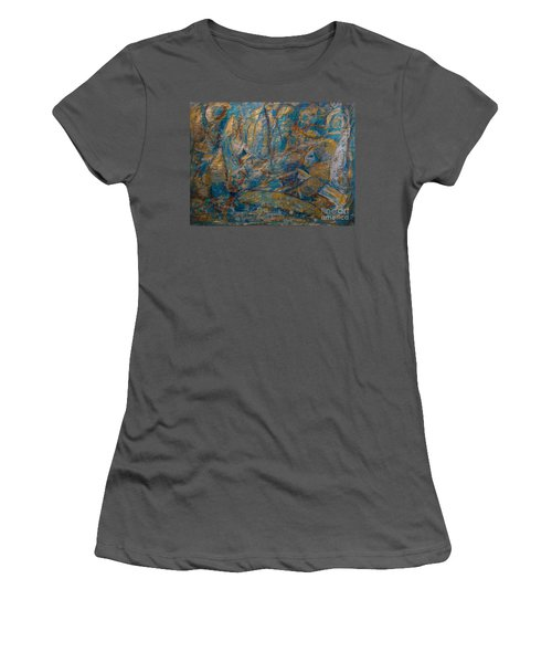 Twilight Sails Women's T-Shirt (Athletic Fit)