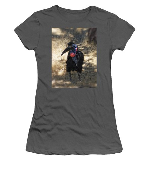 Ugly Bird Ball Women's T-Shirt (Athletic Fit)