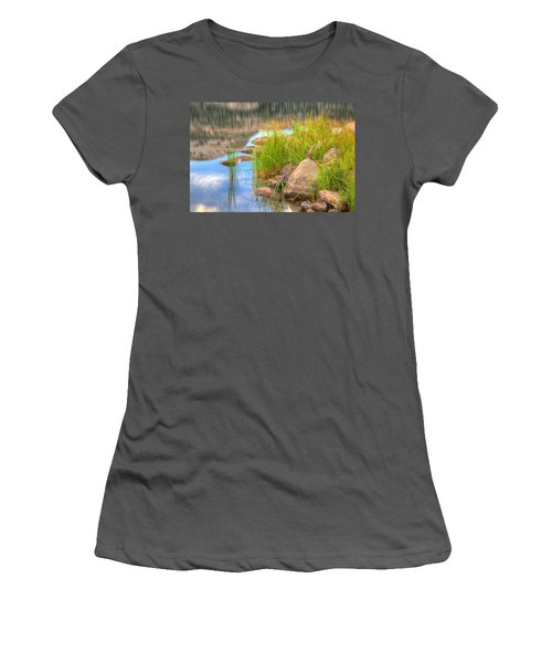 Uinta Reflections Women's T-Shirt (Athletic Fit)