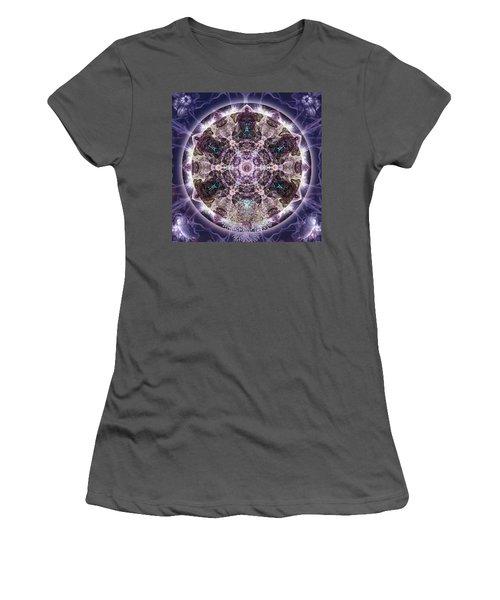 Unfoldment Women's T-Shirt (Athletic Fit)