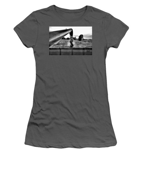 Unloading Women's T-Shirt (Athletic Fit)