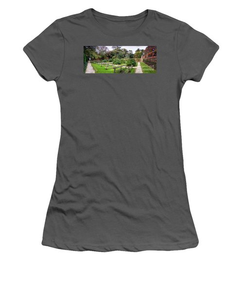 Walled Garden Women's T-Shirt (Athletic Fit)