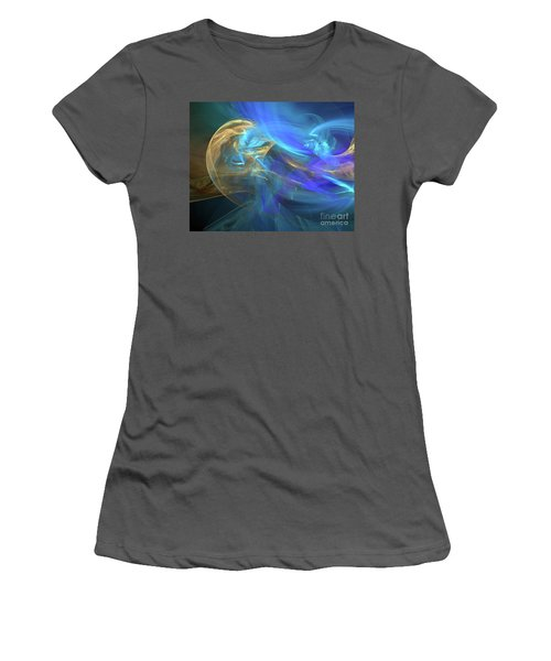 Waves Of Grace Women's T-Shirt (Athletic Fit)