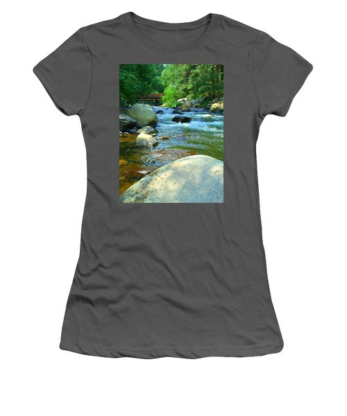 We Remember Women's T-Shirt (Athletic Fit)
