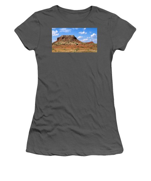 Lone Peak Mountain Women's T-Shirt (Athletic Fit)
