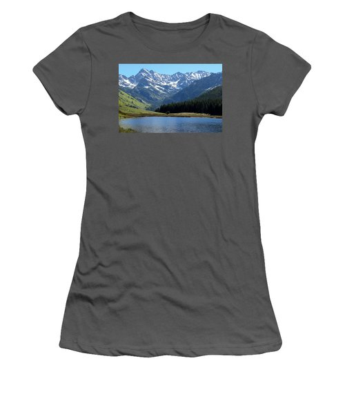 Beautiful Colorado Women's T-Shirt (Athletic Fit)