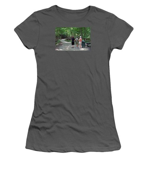 What Was That? Women's T-Shirt (Athletic Fit)