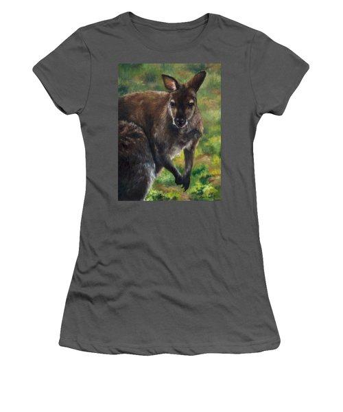 What'ch Ya Doin' Women's T-Shirt (Athletic Fit)
