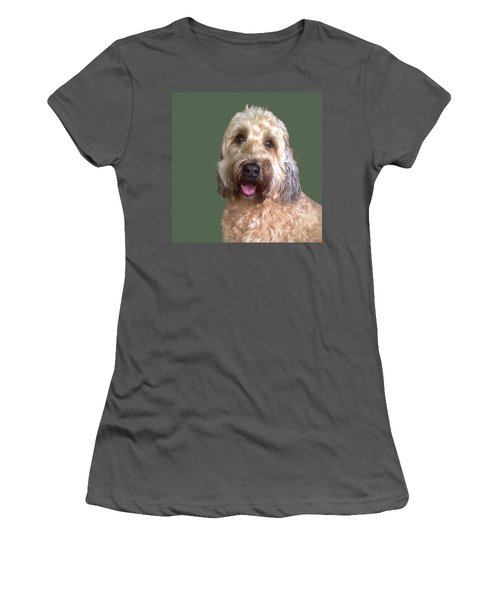 Wheaton Terrier Women's T-Shirt (Athletic Fit)