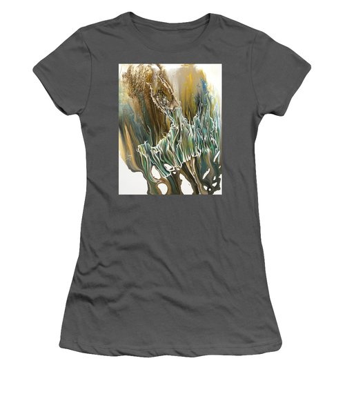 Whisper Women's T-Shirt (Athletic Fit)