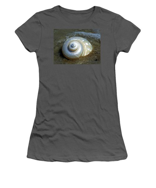 Whispering Tides Women's T-Shirt (Athletic Fit)