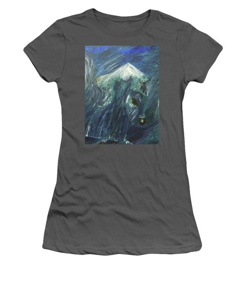 Winds Of Love Women's T-Shirt (Athletic Fit)