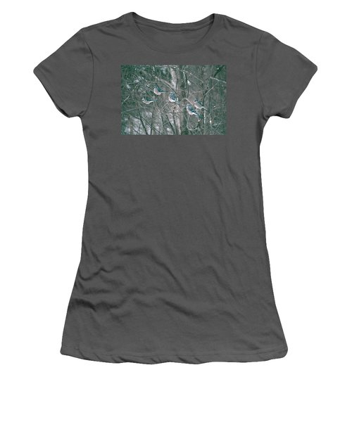 Winter Conference Women's T-Shirt (Athletic Fit)