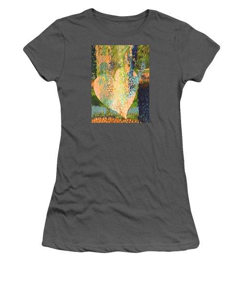 Winter To Spring Women's T-Shirt (Junior Cut) by Lynda Hoffman-Snodgrass