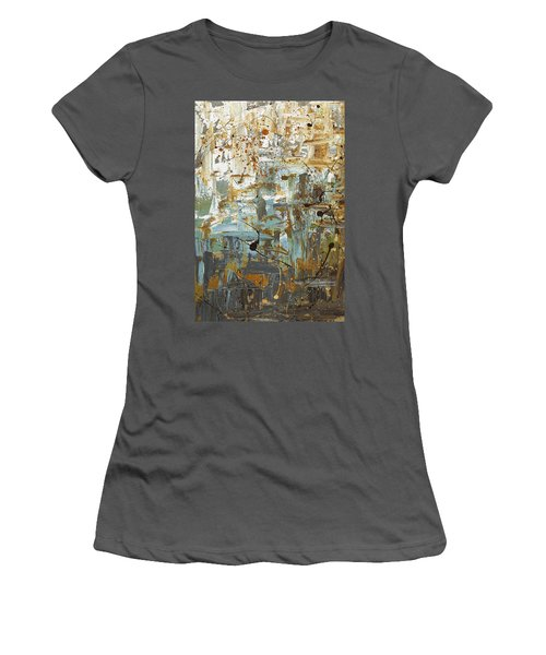 Wonders Of The World 1 Women's T-Shirt (Athletic Fit)
