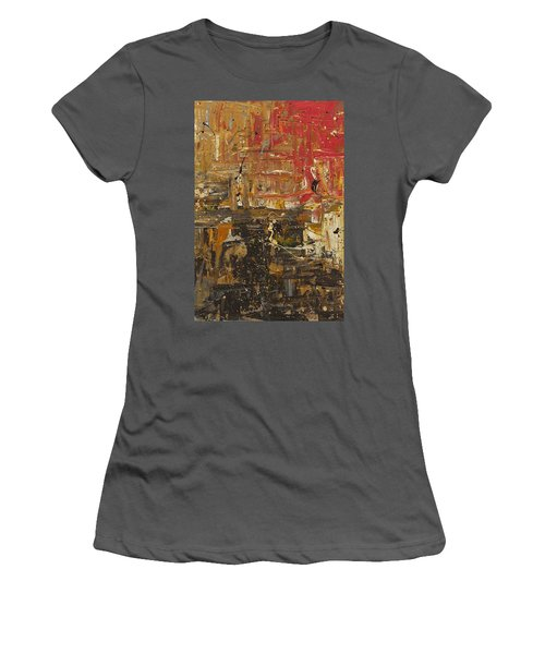 Wonders Of The World 2 Women's T-Shirt (Athletic Fit)