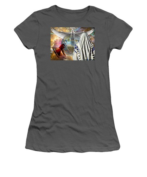 Yhwh Women's T-Shirt (Athletic Fit)