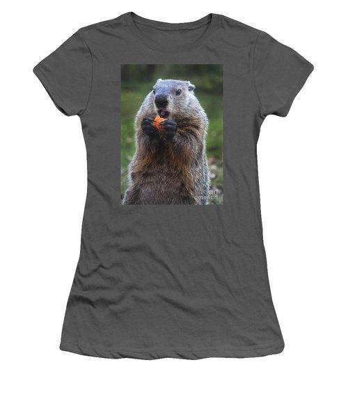 Yum-yum Women's T-Shirt (Athletic Fit)