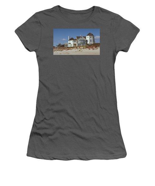 Beach House Women's T-Shirt (Athletic Fit)