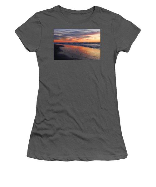 A Passion For Purple Women's T-Shirt (Junior Cut) by Lynn Bauer