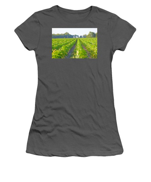 Agriculture- Corn 1 Women's T-Shirt (Athletic Fit)