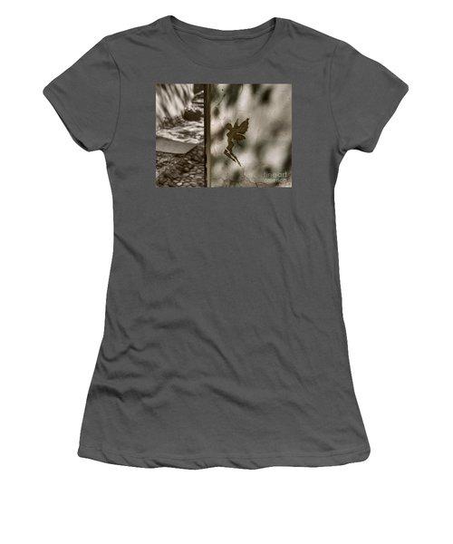 Angel Of Tallinn Women's T-Shirt (Athletic Fit)