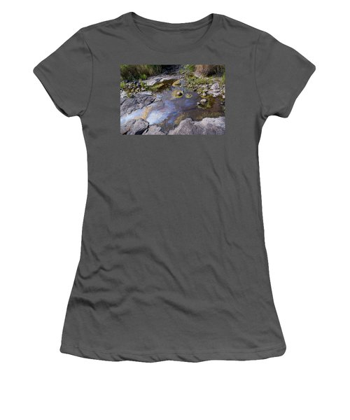 Another World Vi Women's T-Shirt (Athletic Fit)