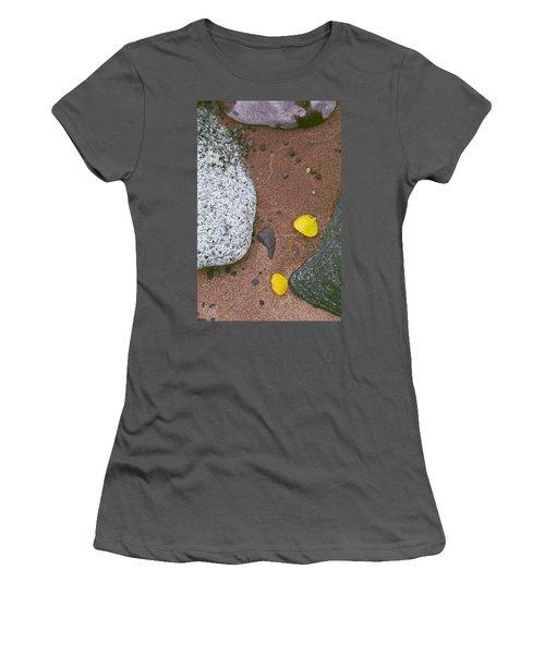 Autumn Beach Women's T-Shirt (Athletic Fit)