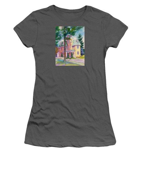 Dewey-radke Glowing Women's T-Shirt (Athletic Fit)