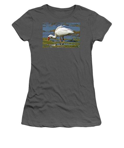 Dinnertime Women's T-Shirt (Athletic Fit)